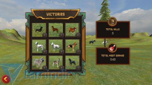 Dog Survival Simulator Ekran Görüntüleri - 1