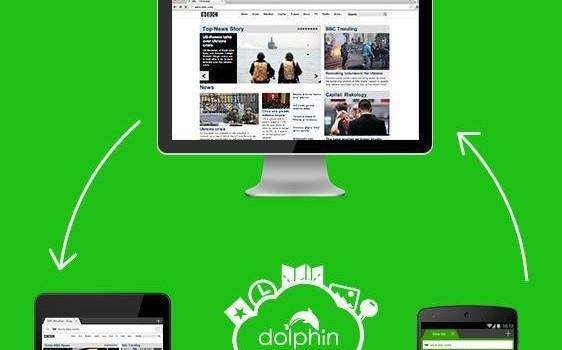 Dolphin Express Ekran Görüntüleri - 1