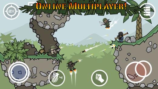 Doodle Army 2 Ekran Görüntüleri - 5