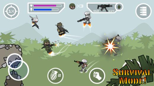 Doodle Army 2 Ekran Görüntüleri - 4
