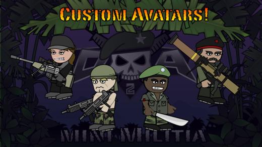 Doodle Army 2 Ekran Görüntüleri - 1
