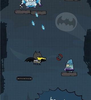 Doodle Jump DC Super Heroes Ekran Görüntüleri - 2