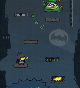 Doodle Jump DC Super Heroes Ekran Görüntüleri - 3