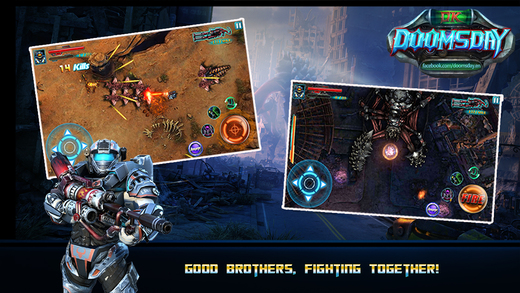 Doomsday Ekran Görüntüleri - 1