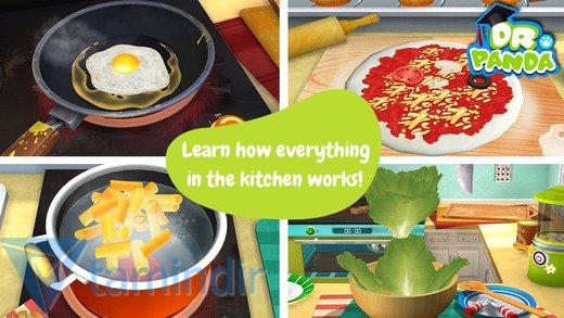 Dr. Panda's Restaurant 2 Ekran Görüntüleri - 2