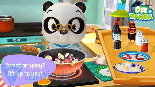 Dr. Panda's Restaurant 2 Ekran Görüntüleri - 3
