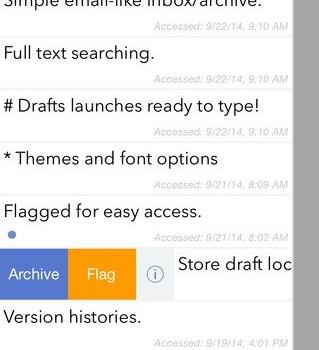 Drafts 4 Ekran Görüntüleri - 2