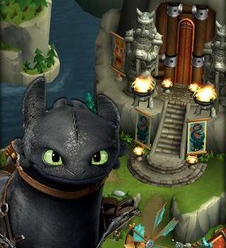 Dragons: Rise of Berk Ekran Görüntüleri - 4
