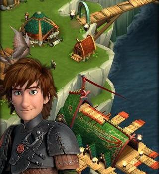 Dragons: Rise of Berk Ekran Görüntüleri - 3
