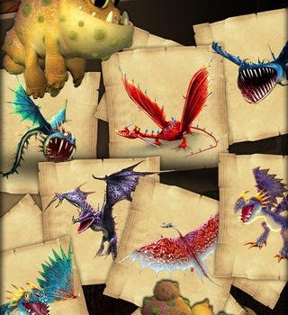 Dragons: Rise of Berk Ekran Görüntüleri - 2