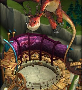 Dragons: Rise of Berk Ekran Görüntüleri - 1
