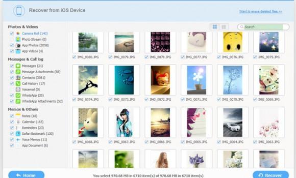 Dr.Fone for iOS Ekran Görüntüleri - 1