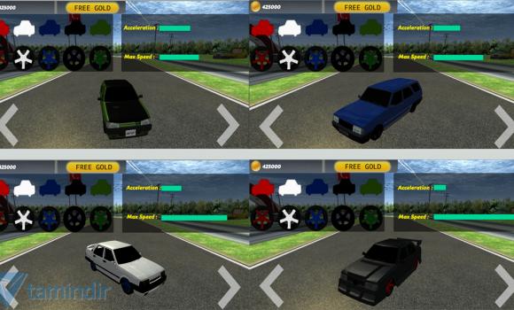 Drift Car Racing Ekran Görüntüleri - 3