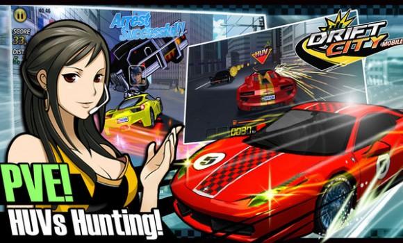Drift City Mobile Ekran Görüntüleri - 3