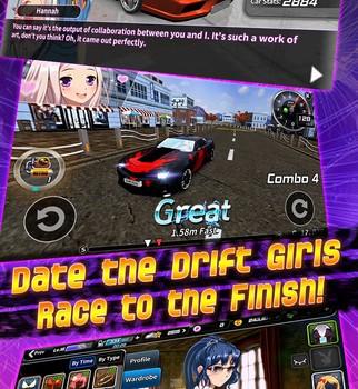 Drift Girls Ekran Görüntüleri - 1