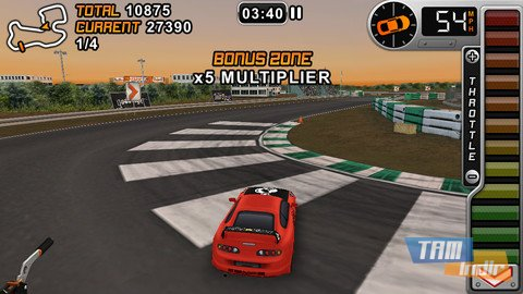 Drift Mania Championship Gold Lite Ekran Görüntüleri - 1
