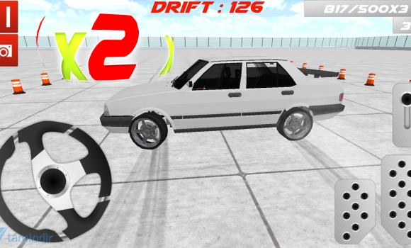 Drift Simülatör Modifiye Şahin Ekran Görüntüleri - 2