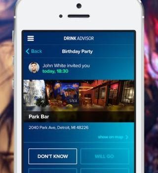 DrinkAdvisor Ekran Görüntüleri - 1