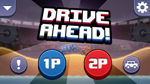 Drive Ahead! Ekran Görüntüleri - 1