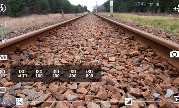 DSLR Camera Pro Ekran Görüntüleri - 1