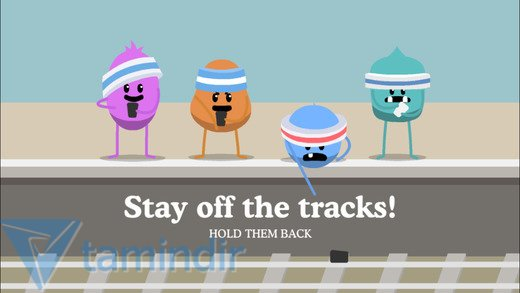 Dumb Ways to Die 2: The Games Ekran Görüntüleri - 1