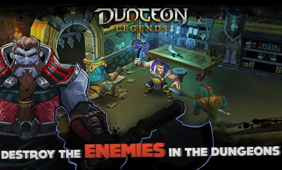 Dungeon Legends Ekran Görüntüleri - 3