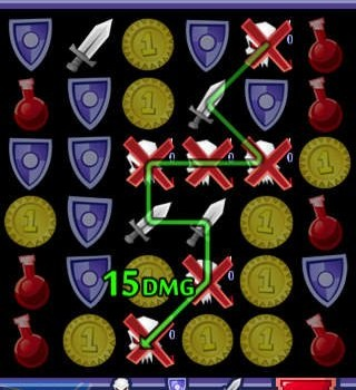 Dungeon Raid Ekran Görüntüleri - 1