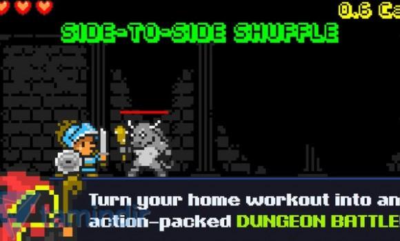 Dungeon Runner: Fitness Quest Ekran Görüntüleri - 3
