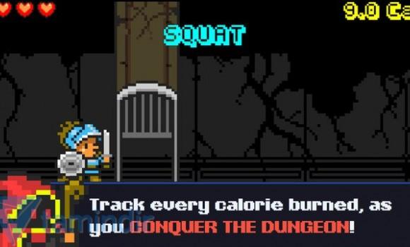 Dungeon Runner: Fitness Quest Ekran Görüntüleri - 1