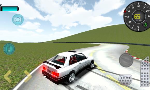 E30 Drift Drag 3D Simulator Ekran Görüntüleri - 4