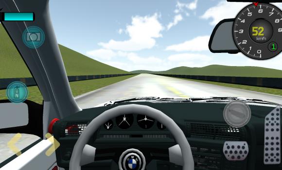 E30 Drift Drag 3D Simulator Ekran Görüntüleri - 2