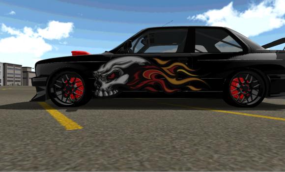 E30 Modifiye ve Drift 3D Ekran Görüntüleri - 3