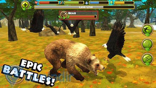 Eagle Simulator Ekran Görüntüleri - 1