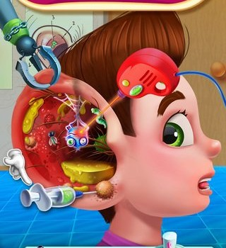 Ear Doctor X : Super Clinic Ekran Görüntüleri - 4