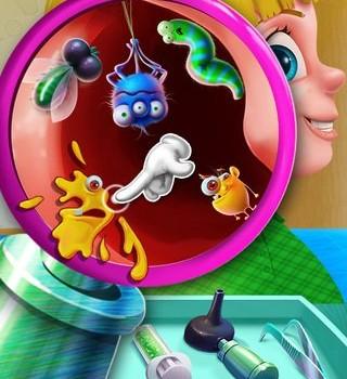 Ear Doctor X : Super Clinic Ekran Görüntüleri - 1