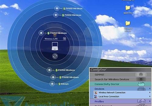 Easy WiFi Radar Ekran Görüntüleri - 1