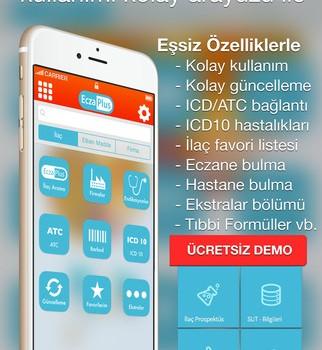 EczaPlus Ekran Görüntüleri - 4