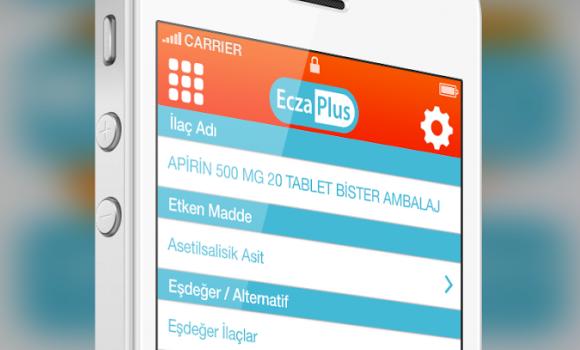 EczaPlus Ekran Görüntüleri - 2