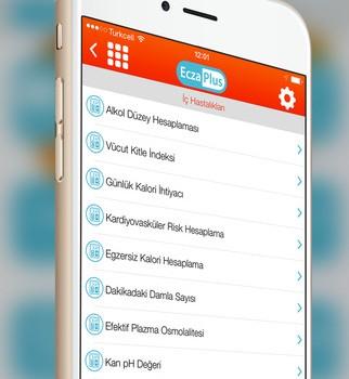EczaPlus Ekran Görüntüleri - 1