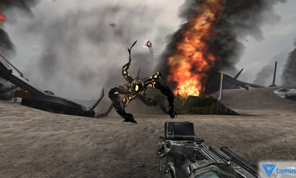 Edge of Tomorrow Game Ekran Görüntüleri - 4