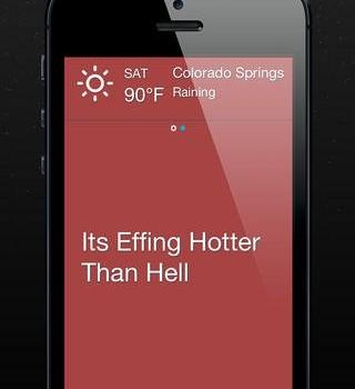 Effing Weather Ekran Görüntüleri - 4