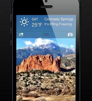 Effing Weather Ekran Görüntüleri - 3