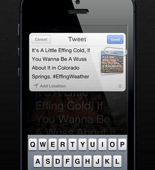 Effing Weather Ekran Görüntüleri - 2