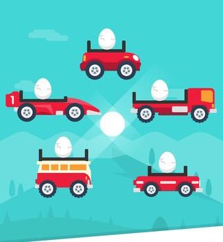 Egg Car Ekran Görüntüleri - 1