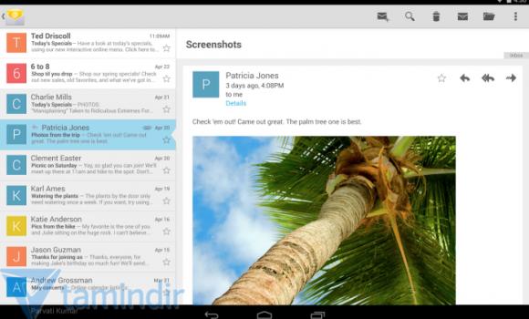 Email Ekran Görüntüleri - 2