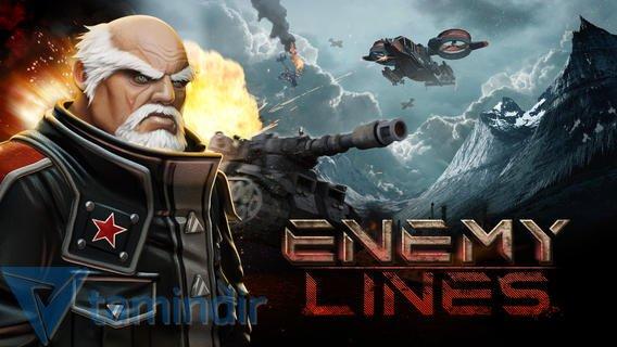 Enemy Lines Ekran Görüntüleri - 3