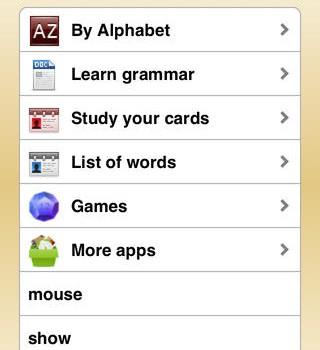 English Dictionary Ekran Görüntüleri - 4