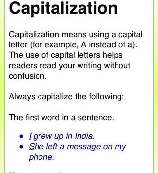 English Dictionary Ekran Görüntüleri - 2
