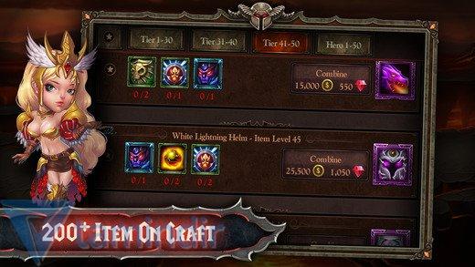 Epic Heroes War Ekran Görüntüleri - 3