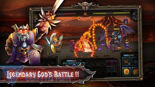 Epic Heroes War Ekran Görüntüleri - 2